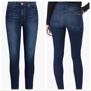 Joe's Jeans Hi Rise Honey Britt Skinny Blue 28